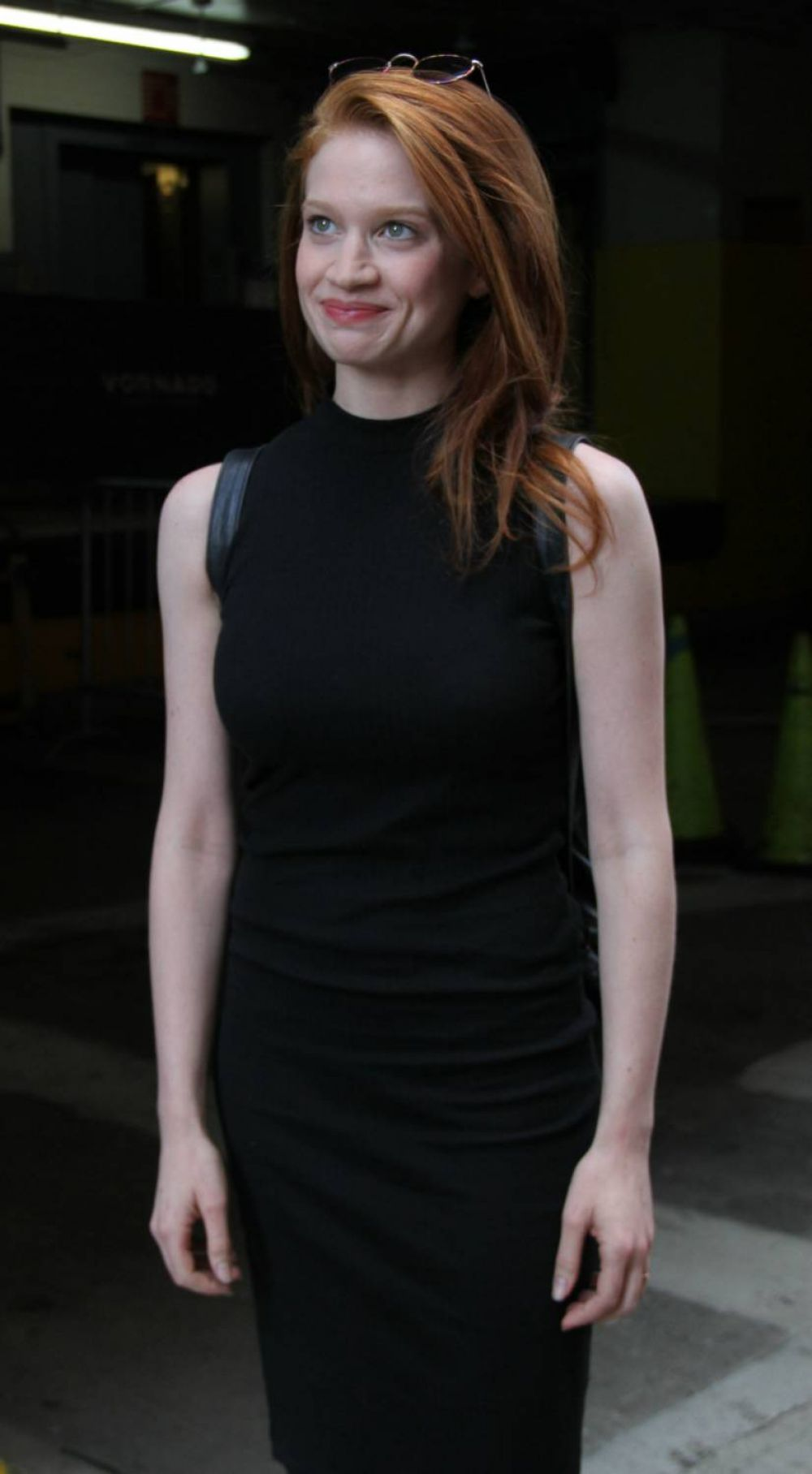 SARAH HAY at AOL Build Speaker Series in New York 07/23/2015