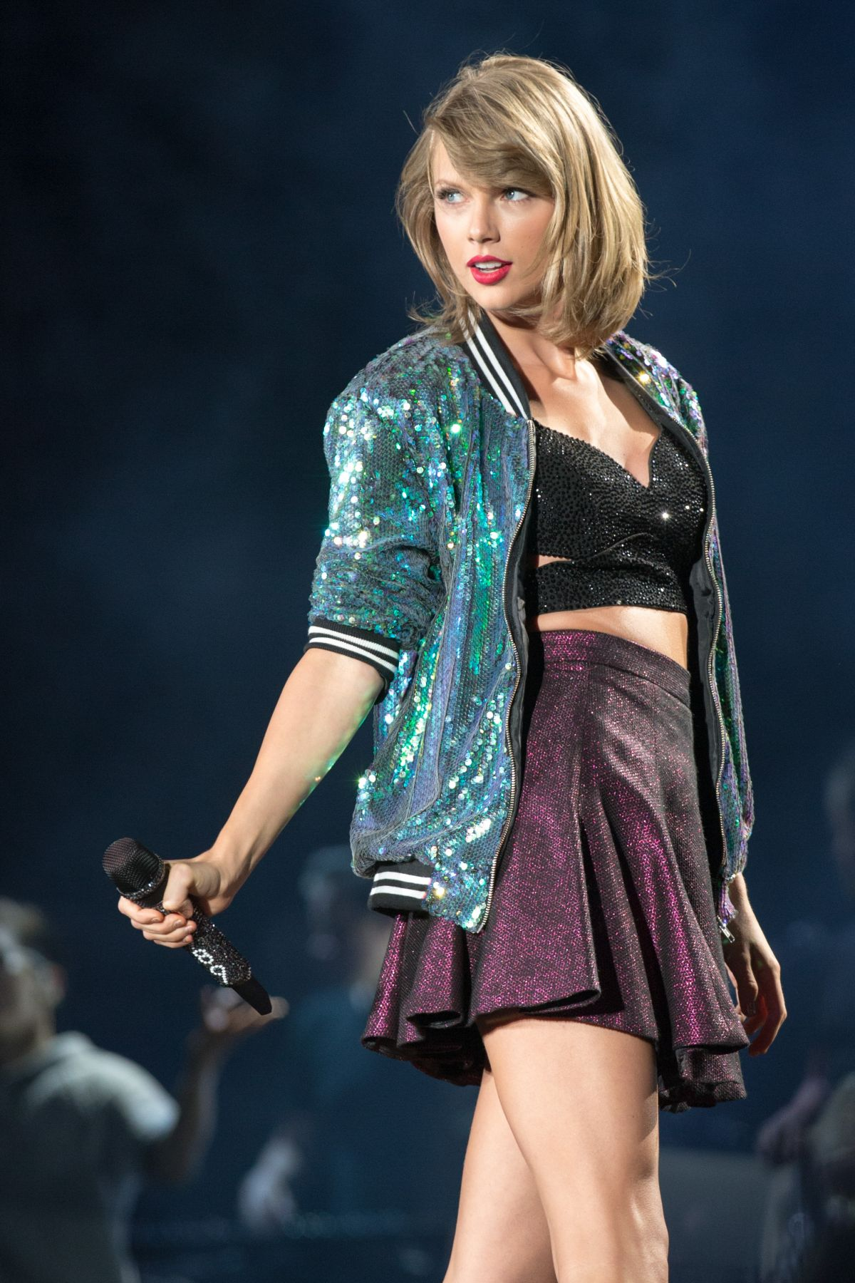 Taylor Swift At 1989 World Tour In Chicago 07 19 2015 Hawtcelebs