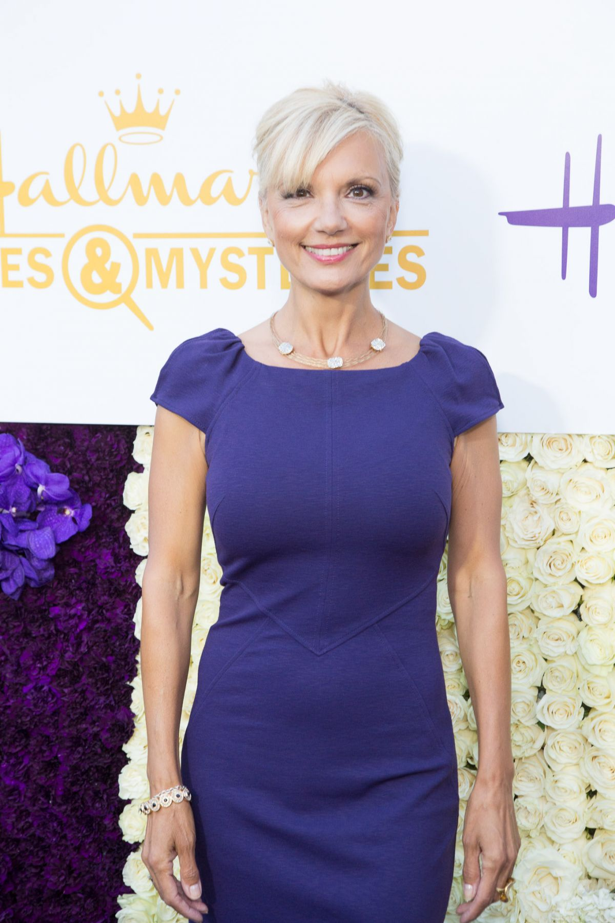 TERYL ROTHERY at Crown Media Family Networks' 2015 Summer TCA Dinner Party - Draft