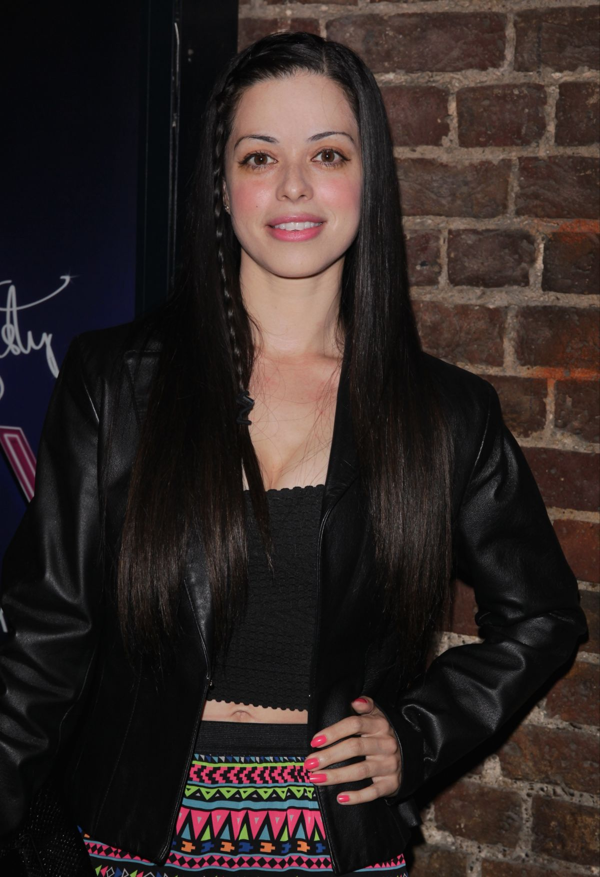 TINA BARRETT at Dusty the Musical First Night Gala in London