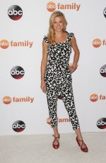 ADRIANNE PALICKI at Disney ABC 2015 Summer TCA Tour in Beverly Hills