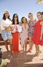 ADRIENNE BAILON Celebrates Her Cosmo for Latinas Issue in Malibu