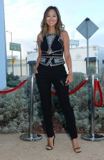 AIMEE SONG at Bcbg Max Azria Presents the Resort 2016 Collections in Los Angeles