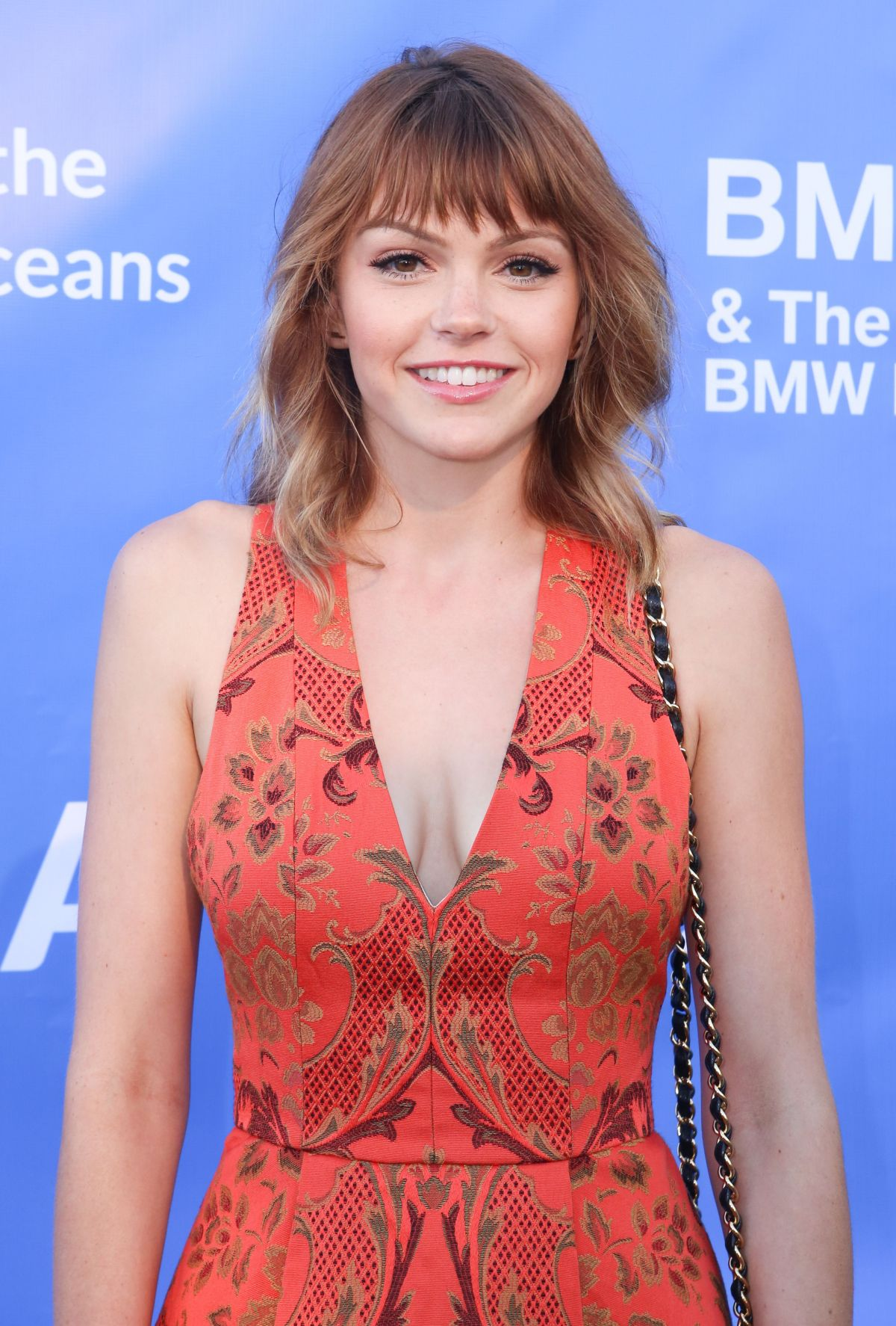 AIMEE TEEGARDEN at 8th Annual Oceana Seachange Summer Party in Dana Point