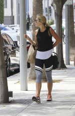ALEX GERRARD Out Shopping in Beverly Hills 07/30/2015