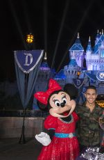 ALEXA VEGA at Latest Dancing with the Stars Contestants Revealed at Disneyland in Anaheim 08/27/2015