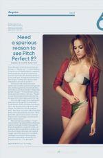 ALEXIS KNAPP in Esquire Magazine, UK June 2015 Issue