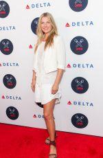 ALI LARTER at 2nd Annual Delta Open Mic in New York 08/26/2015