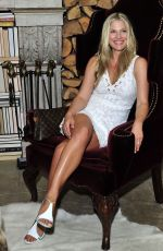 ALI LARTER at Ken Fulk for Pottery Barn Private Event in Los Angeles