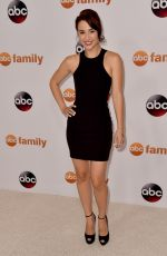 ALLISON SCAGLIOTTI at Disney ABC 2015 Summer TCA Tour in Beverly Hills