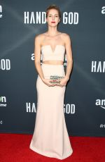 ALONA TAL at Hand of God Screening in Los Angeles