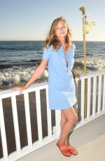 ALY MICHALKA at Rxart Beach Party in Malibu 07/26/2015