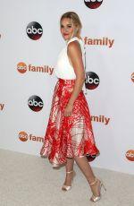 AMANDA AJ MICHALKA at Disney ABC 2015 Summer TCA Tour in Beverly Hills