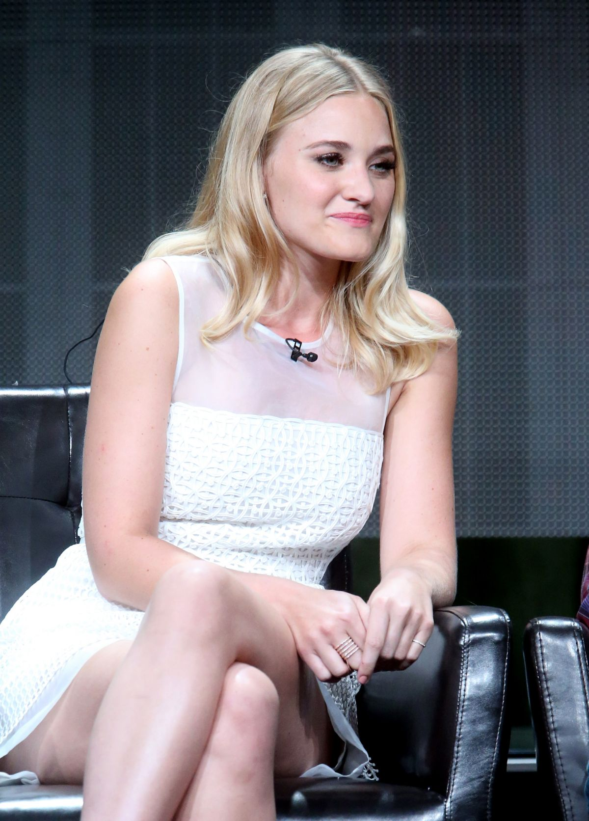 AMANDA AJ MICHALKA at Goldbergs Panel at 2015 Summer TCA Tour in Beverly Hills