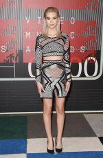 AMANDA STEEL at MTV Video Music Awards 2015 in Los Angeles