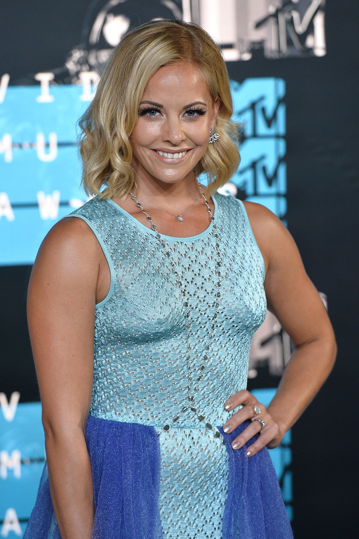 AMY PAFFRATH at MTV Video Music Awards 2015 in Los Angeles