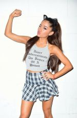 ARIANA GRAND by Miles Diggs Photoshoot