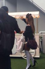ARIANA GRANDE at Private Event for Coach in Japan 08/20/2015