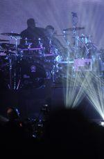 ARIANA GRANDE Performs on Her Honeymoon Tour in Jakarta 8/26/15