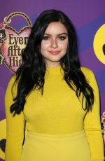 ARIEL WINTER at Just Jared's Way To Wonderland Party in West Hollywood