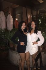 ARIEL WINTER Celebrates Her Sister