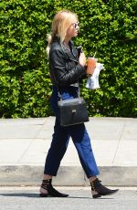 ASHLEY BENSON Out and About in Beverly Hills 08/20/2015