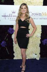 ASHLEY NEWBROUGH at Hallmark Channel's 2015 Summer TCA Tour Event in Beverly Hills