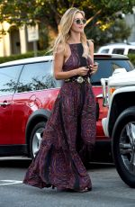 AUDRINA PATRIDGE Out and About in Los Angeles 08/27/2015