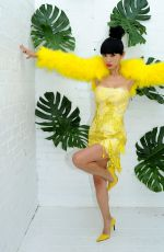 BAI LING at Bareitall + Bare AW15 Launch Event in Santa Monica