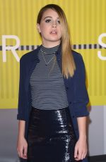 BEATRICE MILLER at MTV Video Music Awards 2015 in Los Angeles