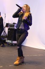 BEATRICE MILLER Performs at the Orange County Fair in Costa Mesa