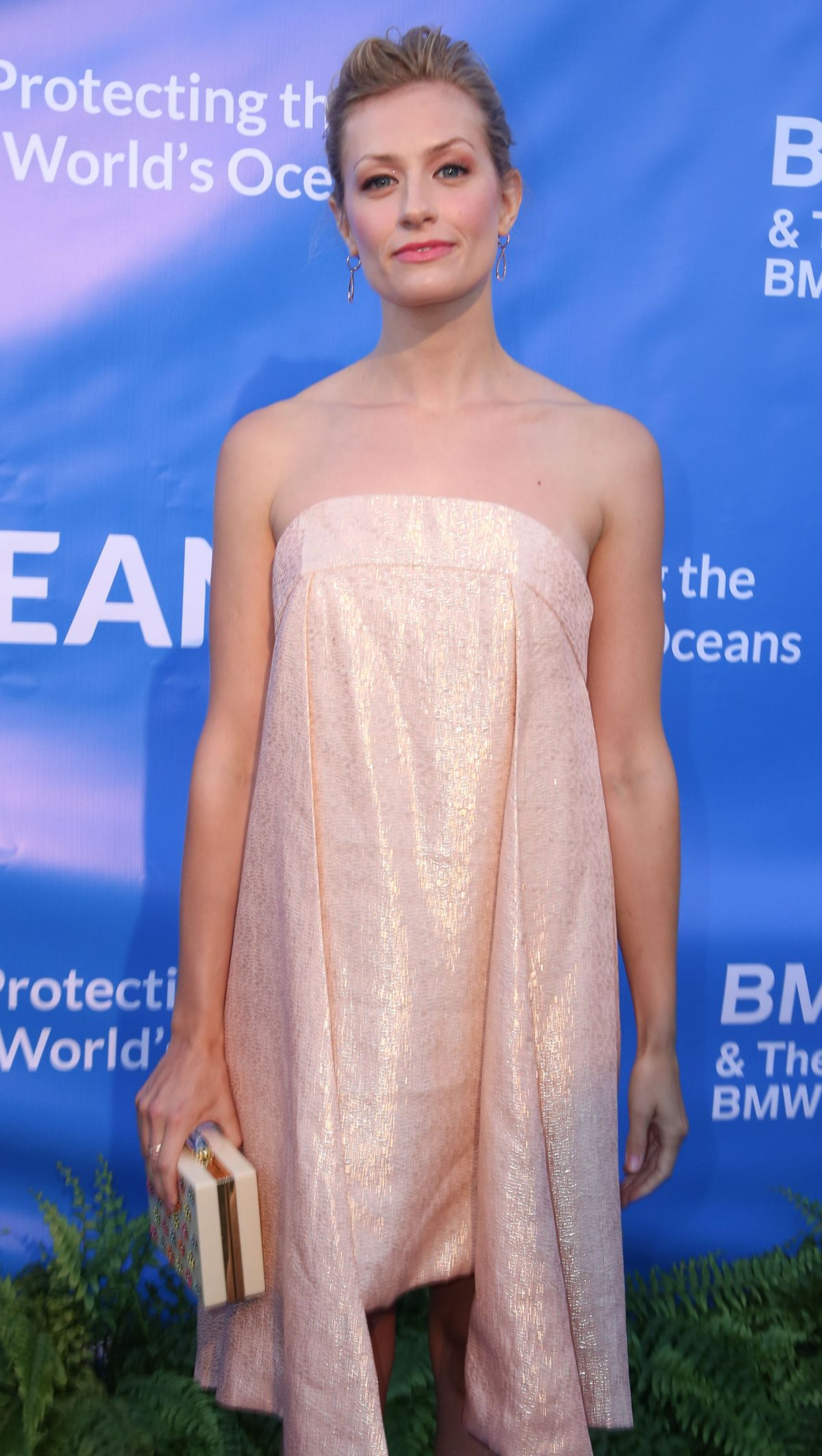 BETH BEHRS at 8th Annual Oceana Seachange Summer Party in Dana Point