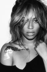 BEYONCE - Flash Tattoos Collection, August 2015 Photoshoot