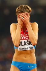 BLANKA VLASIC Competes in the Women
