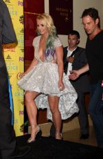 BRITNEY SPEARS at 2015 Teen Choice Awards in Los Angeles