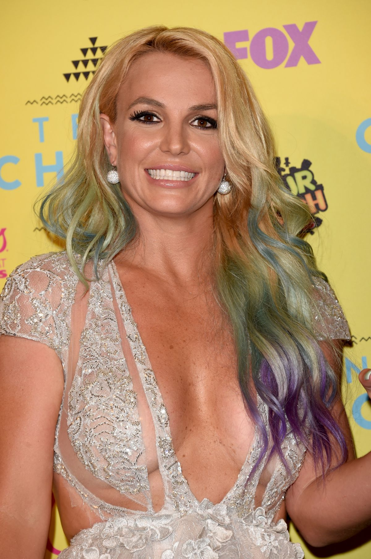 BRITNEY SPEARS at 2015...