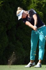 BROOKE HENDERSON at Cambia Portland Classic Golf Tournament