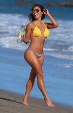 BRUNA TUA in Bikini at 138 Water Photoshoot in Malibu 08/25/2015