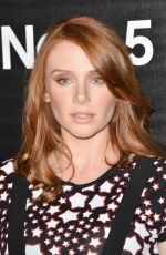 BRYCE DALLAS HOWARD at Samsung Galaxy S6 Edge+ and Note 5 Launch in West Hollywood