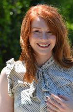 BRYCE DALLAS HOWARD Changes Outfits at a Gifting Suite Party in Los Angeles