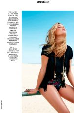 CAMILLE ROWE in Madame Figaro Magazine