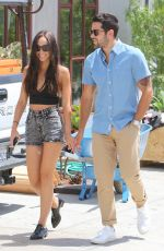 CARA SANTANA Out and About in Los Angeles 08/05/2015