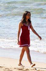 CASSIE HOWART on the Set of Home and Away in Sydney 07/30/2015