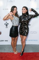 CASSIE SCERBO and JOSIE LOREN at boo2bullying