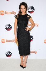 CATERINA SCORSONE at Disney ABC 2015 Summer TCA Tour in Beverly Hills