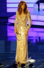 CELINE DION at The Colosseum in Las Vegas 08/27/2015