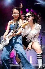 CHARLI XCX Performs at 2015 Lollapalooza in Chicago