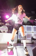 CHARLI XCX Performs at The Rave in Milwaukee 08/05/2015