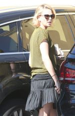 CHARLIZE THERON Out and About in Los Angeles 08/04/2015