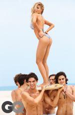 CHARLOTTE MCKINNEY - Girl of Summer, GQ Photoshoot